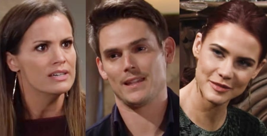 Young and the Restless Sally Spectra Courtney Hope - Chelsea lawson - Melissa Claire Egan - Adam Newman Mark Grossman