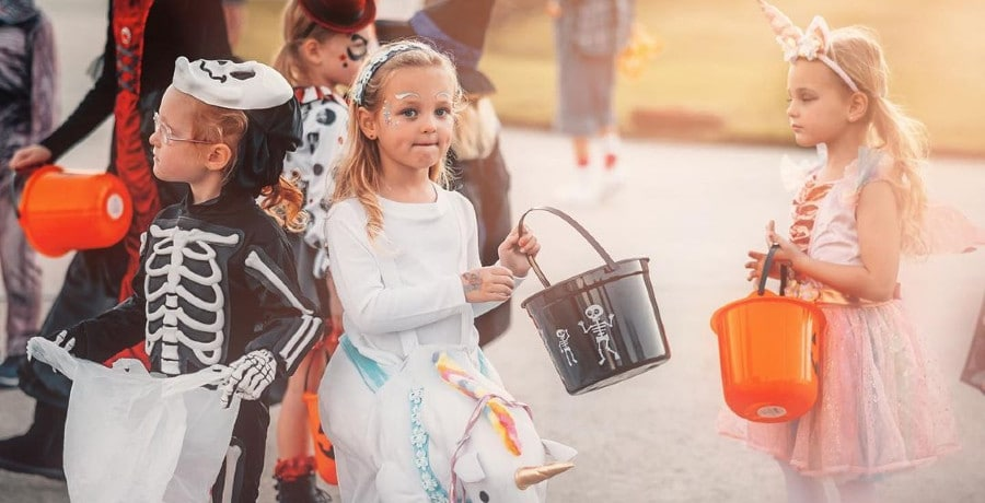 OutDaughtered quints Halloween/Instagram