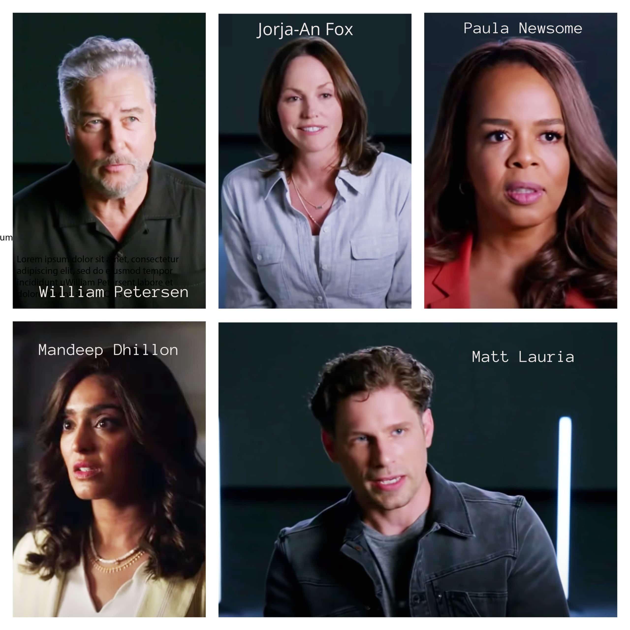 CSI: Vegas Actors