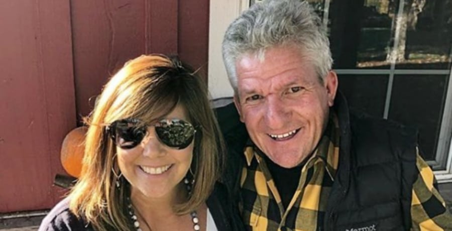 Caryn Chandler and Matt Roloff/Instagram