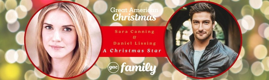 Daniel Lissing, Andrea Canning, A Christmas Star, With permission From GAC Family-https://www.linkedin.com/pulse/sara-canning-daniel-lissing-star-christmas-set-premiere-december-
