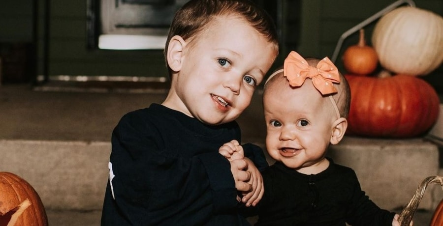 Jackson and Lilah Roloff feature