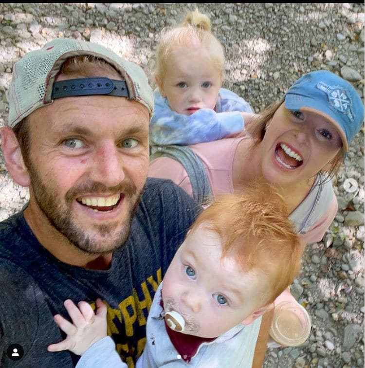 Jamie Otis Family via Instagram