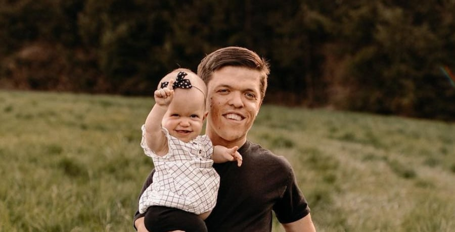 Lilah and Zach Roloff/Instagram