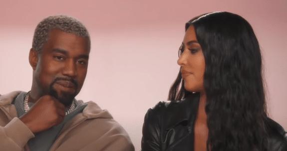 Kim Kardashian, Kanye West from Youtube