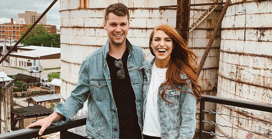 Jeremy and Audrey Roloff/Instagram