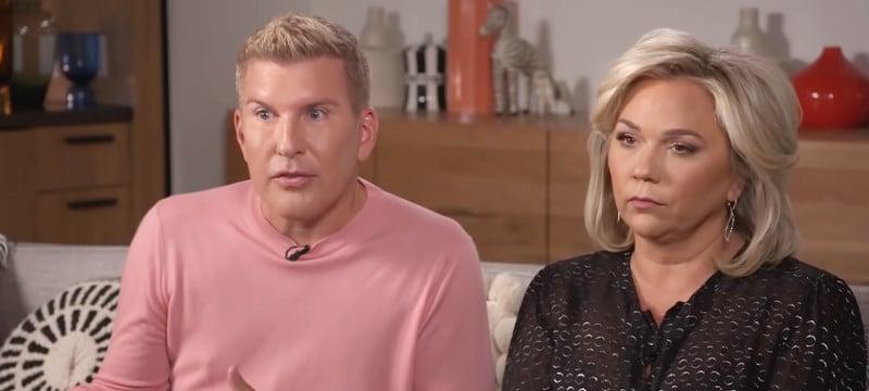 Todd and Julie Chrisley via YouTube
