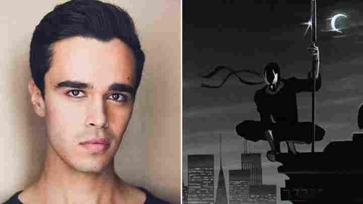 Abubakr Ali will star in the Netflix adaptation of the Dark Horse comic Grendel