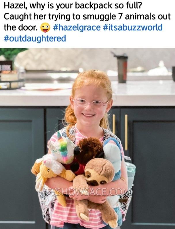 Outdaughtered Hazel Busby Facebook