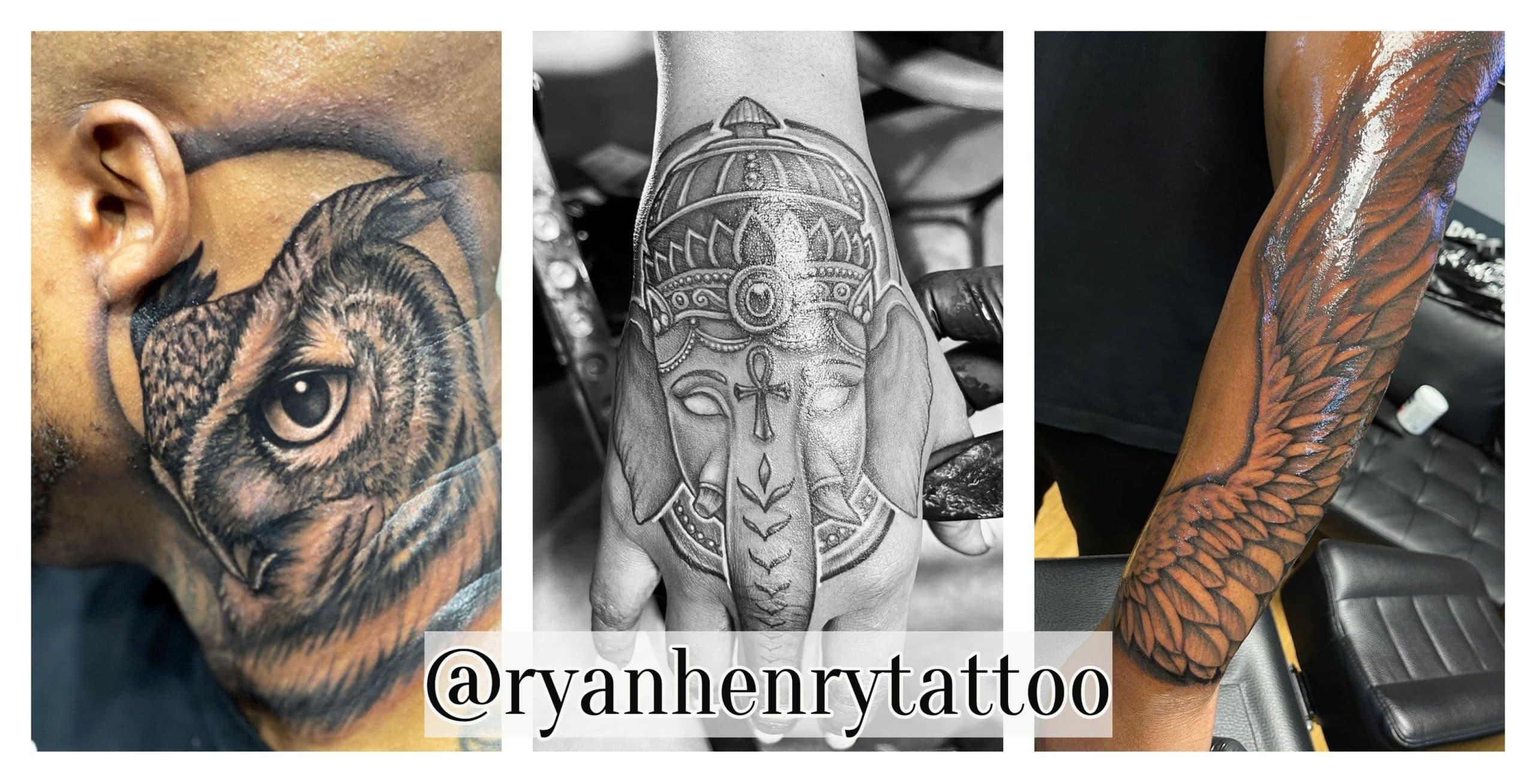 Black Ink Crew: Chicago Ryan Henry