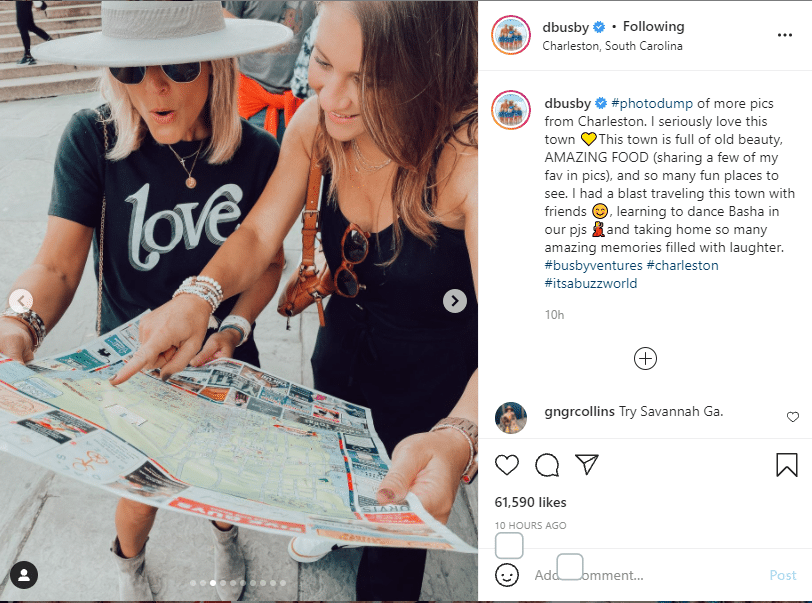 OutDaughtered Danielle and Friend In Charleston