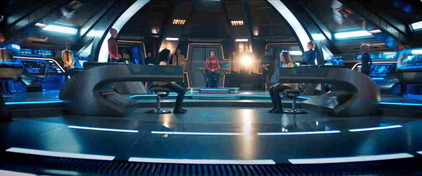 Star Trek: Discovery is heading for a release date on Netflix